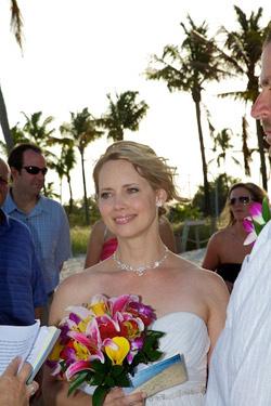 Smather's Beach Wedding