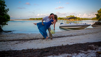 Secluded Beach Wedding