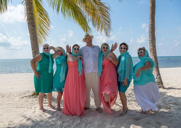 Beach Weddings | Wedding Photographer | Key West Casual Weddings