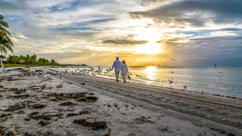 Affordable Beach Weddings Key West