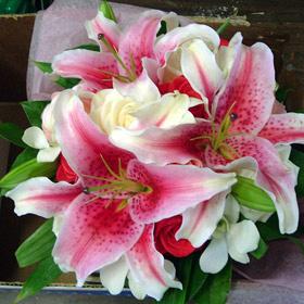 Cheney's-Bouquet